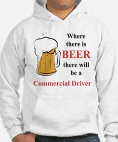 Commercial Driver Hoodie