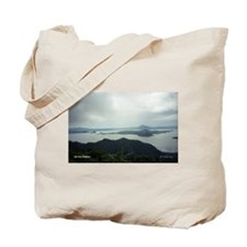 Lake Taal Tote Bag