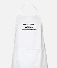 Breastfeed for a healthy... BBQ Apron