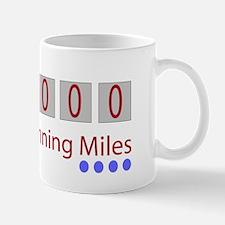 5,000 lifetime miles Mug