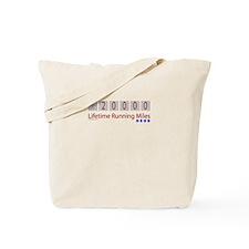 20,000 Lifetime miles Tote Bag