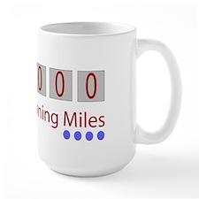 50,000 Lifetime miles Mug
