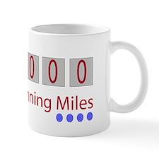 70,000 Lifetime miles Mug