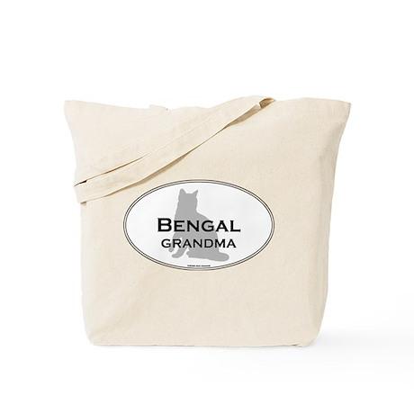 Bengal Grandma Tote Bag