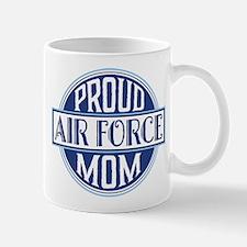 Proud Air Force Mom Mugs