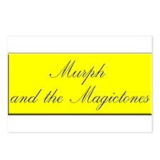 Murph & The Magictones Postcards (Package of 8)