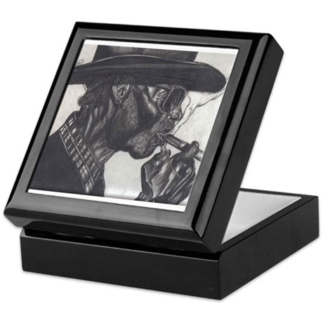Southern Smoker Keepsake Box