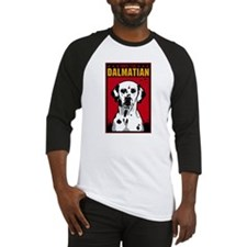 Obey the Dalmatian! 2-sided Baseball Jersey