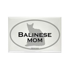 Balinese Mom Rectangle Magnet