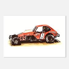 """Old Dirt!"" 8 Freddy Adam 197 Postcards (Package o"