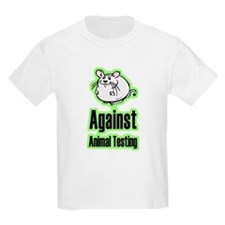 Against Animal Testing T-Shirt