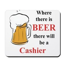 Cashier Mousepad