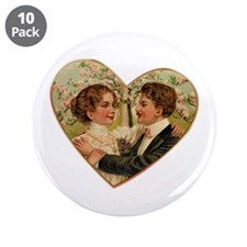 """3.5"""" Button (10 pack) - Couple"""