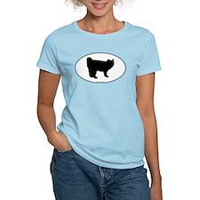 Bobtail Silhouette T-Shirt
