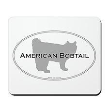 Bobtail Oval Mousepad