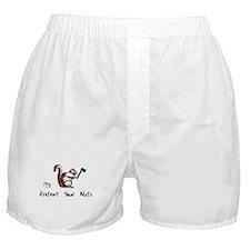 Cute Testicles Boxer Shorts