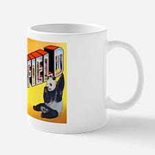 Brookfield Illinois Greetings Mug