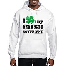 Love My Irish Boyfriend Hoodie