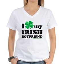 Love My Irish Boyfriend Shirt