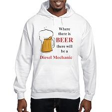 Diesel Mechanic Hoodie