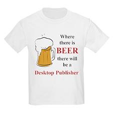 Desktop Publisher T-Shirt