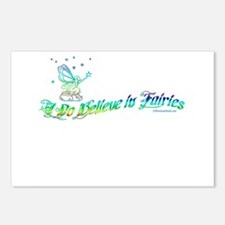 I Do Believe in Fairies Postcards (Package of 8)