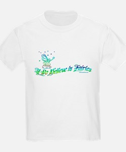I Do Believe in Fairies T-Shirt
