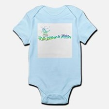 I Do Believe in Fairies Infant Bodysuit