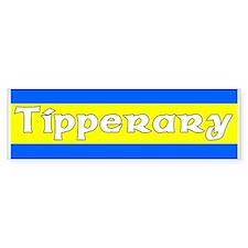 Tipperary Bumper Car Car Sticker