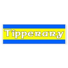 Tipperary Bumper Car Sticker
