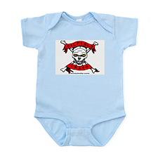 Oilfield Trash Infant Bodysuit