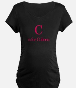 C is for Colleen T-Shirt