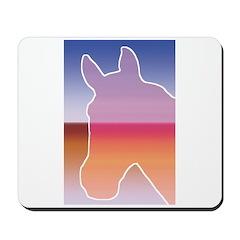 Shadow Horse Mousepad