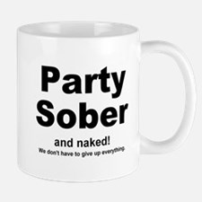 Party Sober Mug