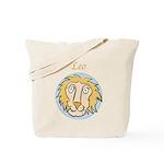 Leo Astrology 4 Tote Bag