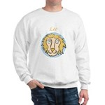 Leo Astrology 4 Sweatshirt