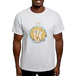 Leo Astrology 4 Light T-Shirt