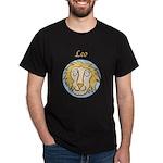 Leo Astrology 4 Dark T-Shirt