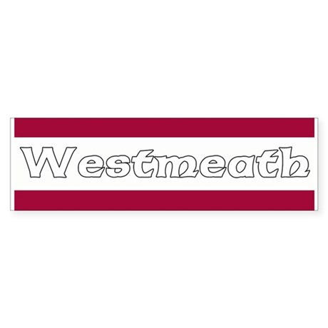 Westmeath Bumper Sticker