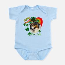 St Pats Aussie Infant Bodysuit