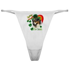 St Pats Aussie Classic Thong
