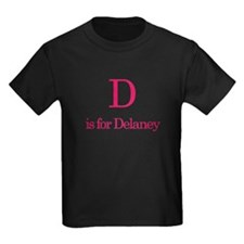 D is for Delaney T