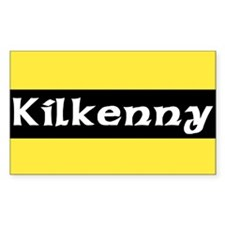 Kilkenny Rectangle Decal