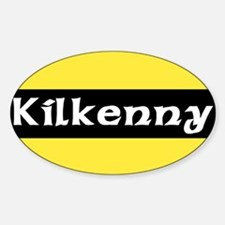 Kilkenny Oval Decal