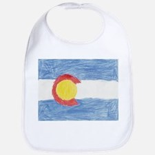 Colorado State Flag Bib