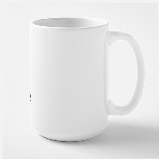 E is for Emmie Large Mug