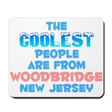 Coolest: Woodbridge, NJ Mousepad