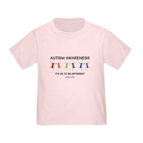 Autism Difference Toddler T-Shirt