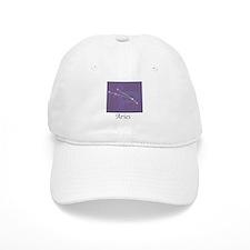 Aries Astrology 3 Baseball Cap