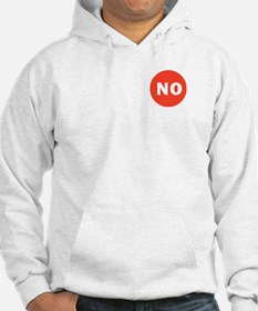 NO means no Hoodie